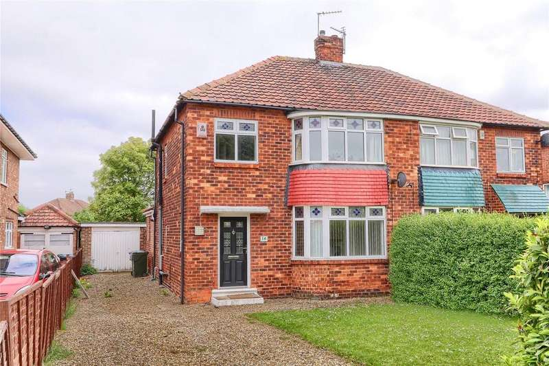 3 Bedrooms Semi Detached House for sale in Dixons Bank, Marton