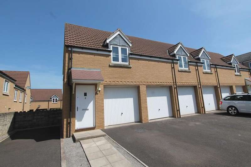 2 Bedrooms Apartment Flat for sale in Paper Lane, Paulton, Bristol