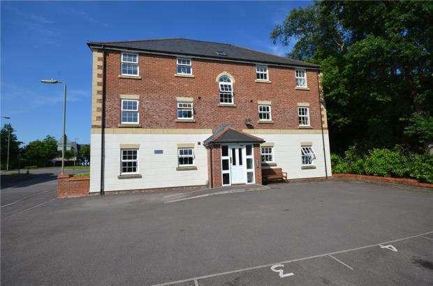 2 Bedrooms Apartment Flat for sale in Angevin Court, Harrow Road, Fleet