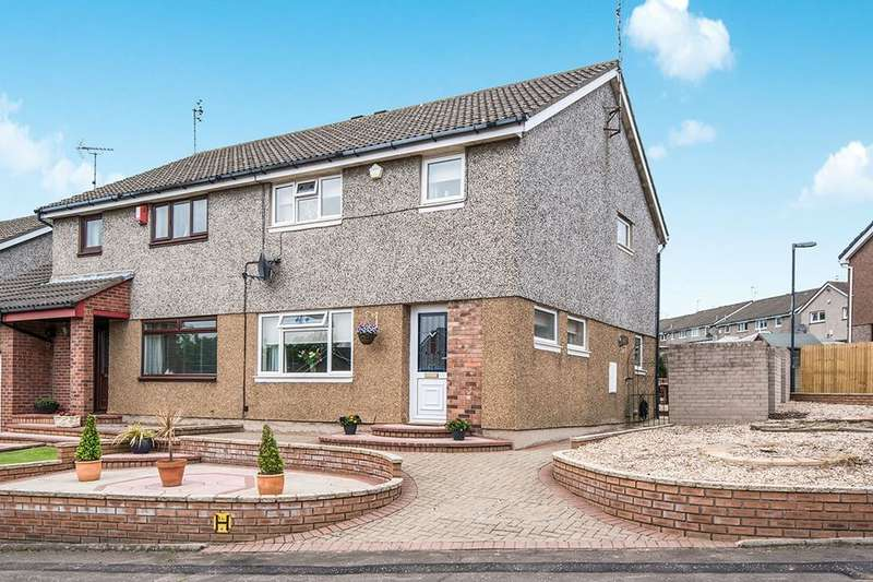 3 Bedrooms Semi Detached House for sale in James Leary Way, Bonnyrigg, EH19