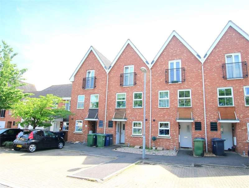 4 Bedrooms Town House for sale in Eaton Socon, ST NEOTS