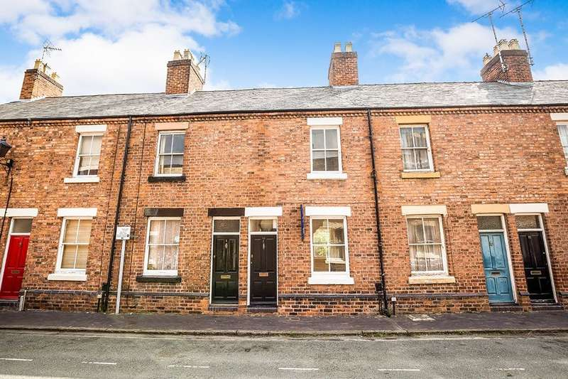 2 Bedrooms Semi Detached House for sale in Steele Street, Chester, CH1