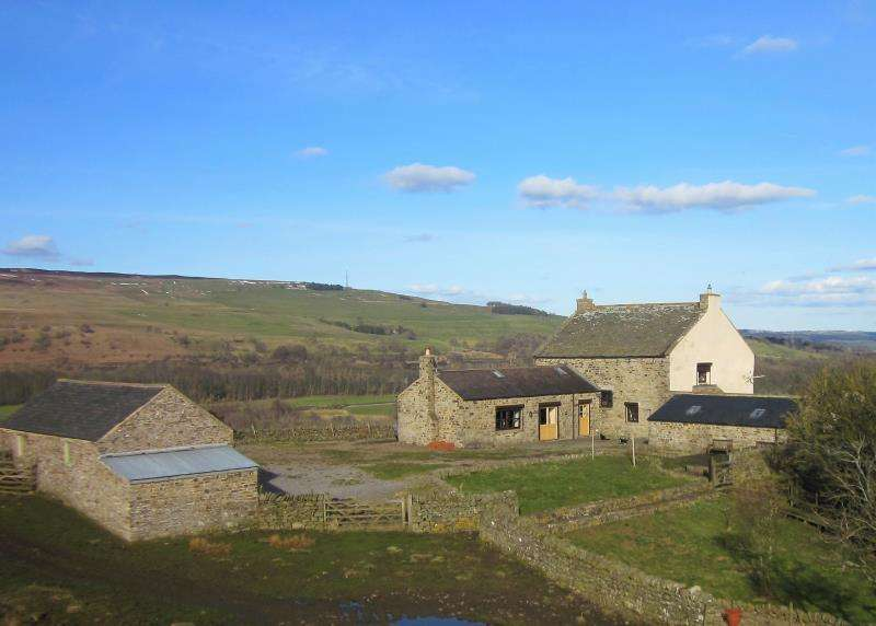 3 Bedrooms Detached House for sale in Frosterley, Stanhope, County Durham