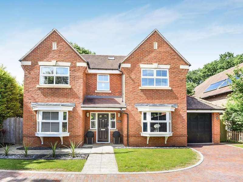5 Bedrooms Detached House for sale in Birch Lane, Mortimer Common, Reading, RG7