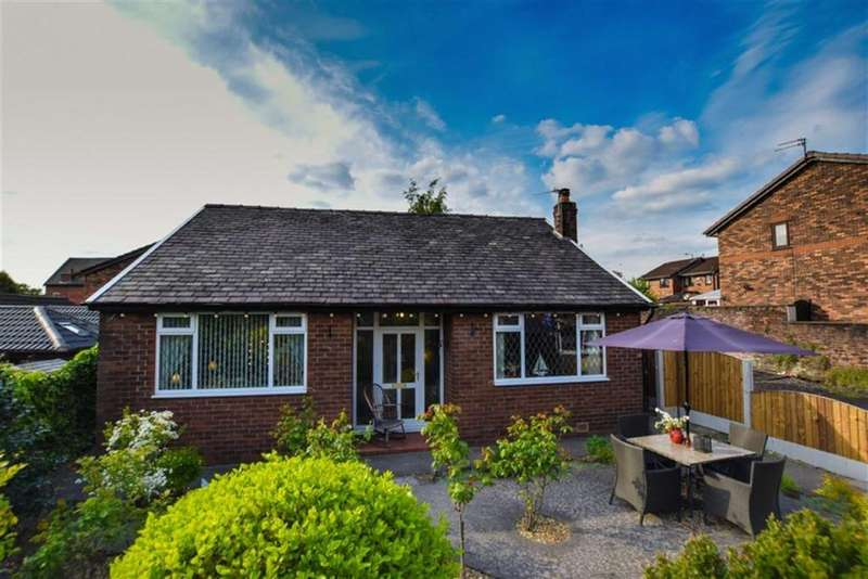 3 Bedrooms Detached Bungalow for sale in Wyatt Street, Dukinfield