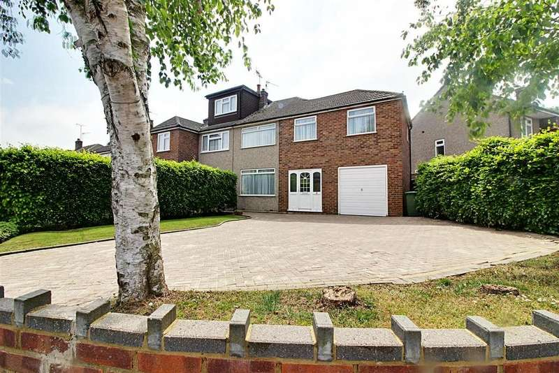 4 Bedrooms Semi Detached House for sale in Harrison Walk, Cheshunt