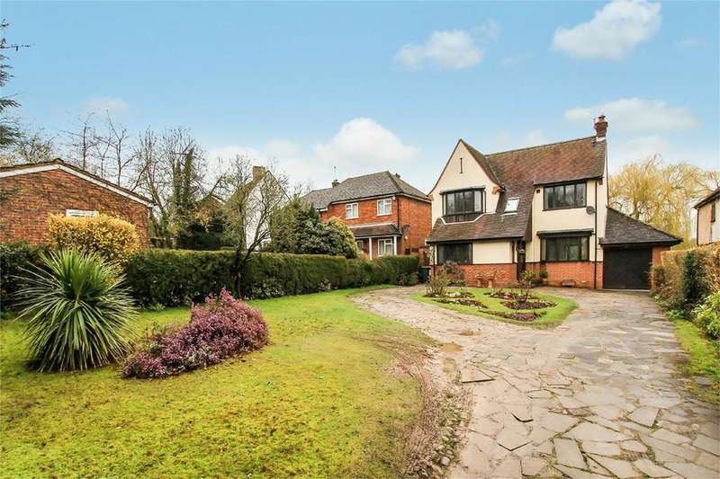 4 Bedrooms Detached House for sale in Napsbury Lane, St Albans, AL1