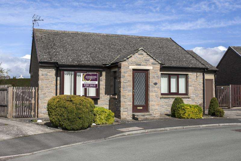 2 Bedrooms Detached House for sale in North Field, Barnard Castle, Co Durham