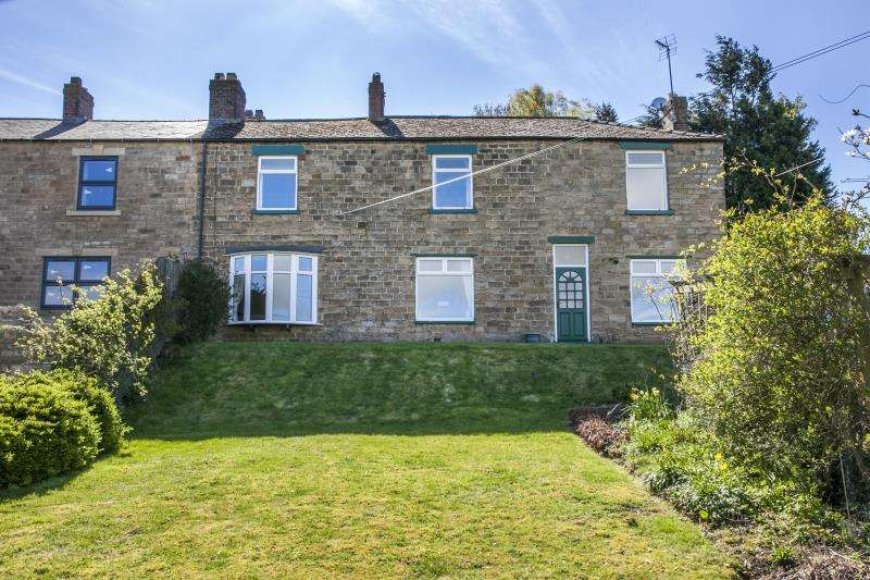 5 Bedrooms Semi Detached House for sale in Oaks House, Evenwood, Co Durham