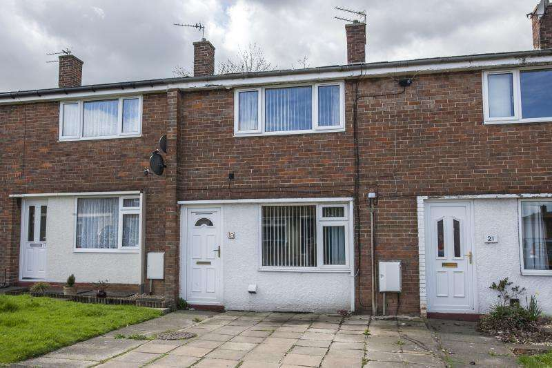 2 Bedrooms Terraced House for sale in Paulinus Road, Newton Aycliffe, County Durham