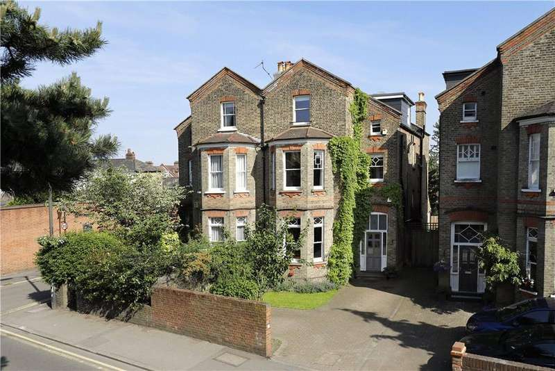 5 Bedrooms Semi Detached House for sale in Ridgway, Wimbledon Village, London, SW19