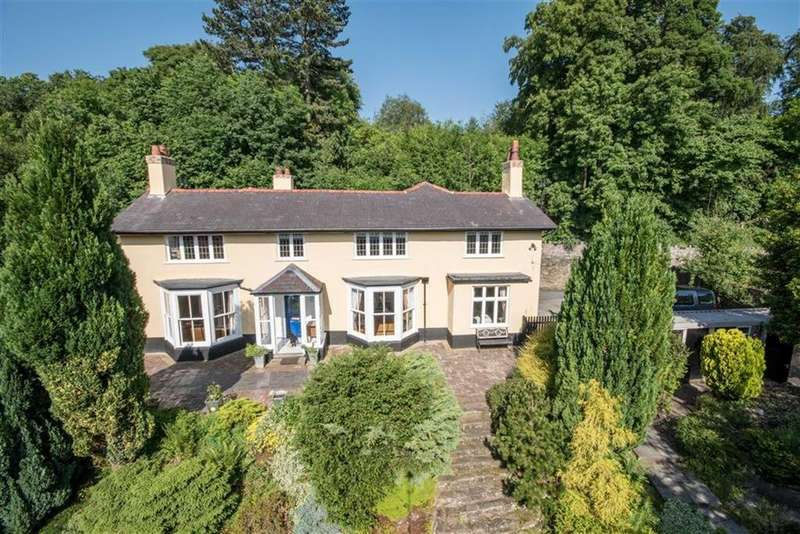5 Bedrooms Detached House for sale in Denbigh Road, Mold