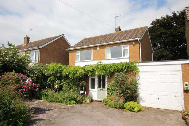 4 Bedrooms Detached House for sale in Wreake Drive, Rearsby, Leicester, LE7