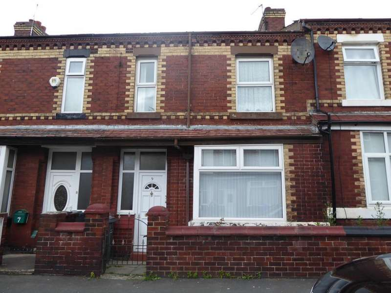 3 Bedrooms Terraced House for sale in Brightman Street, Abbey Hey, M18