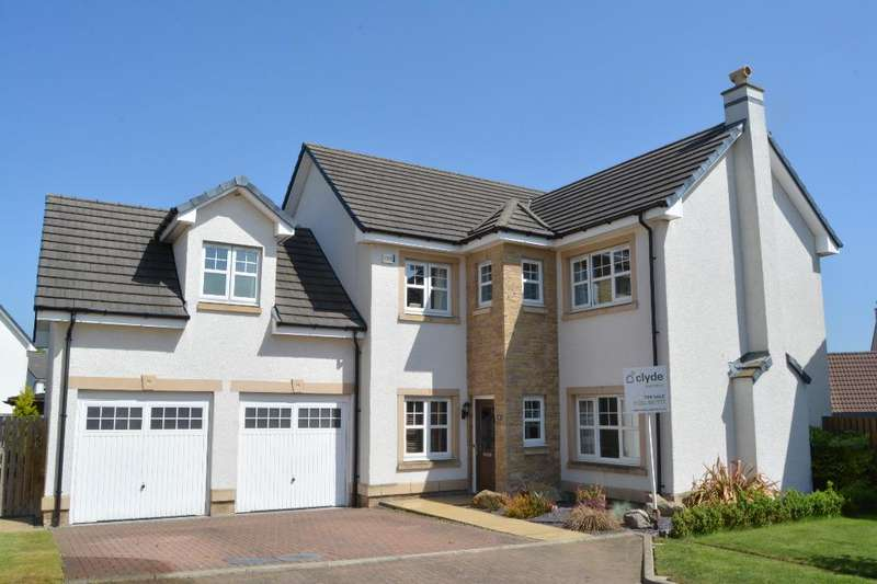 4 Bedrooms Detached House for sale in Cambus Avenue, Larbert, Falkirk, FK5 4WP