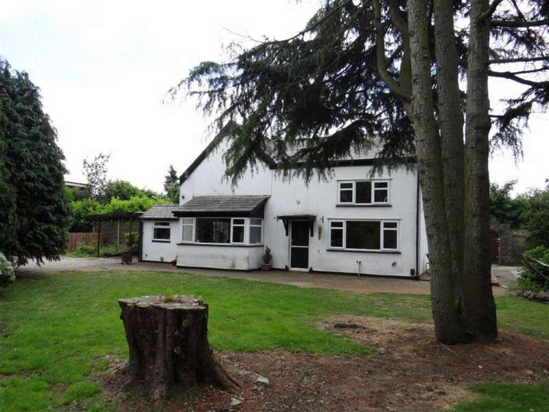 2 Bedrooms Semi Detached House for sale in Thornbush Farmhouse, Lowton, Cheshire