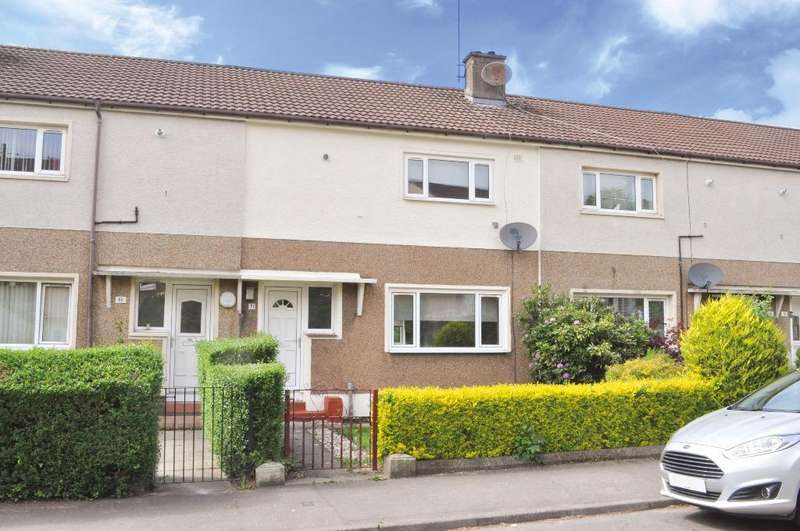 2 Bedrooms Terraced House for sale in Sunnyside Drive, Blairdardie, Glasgow, G15 6QU