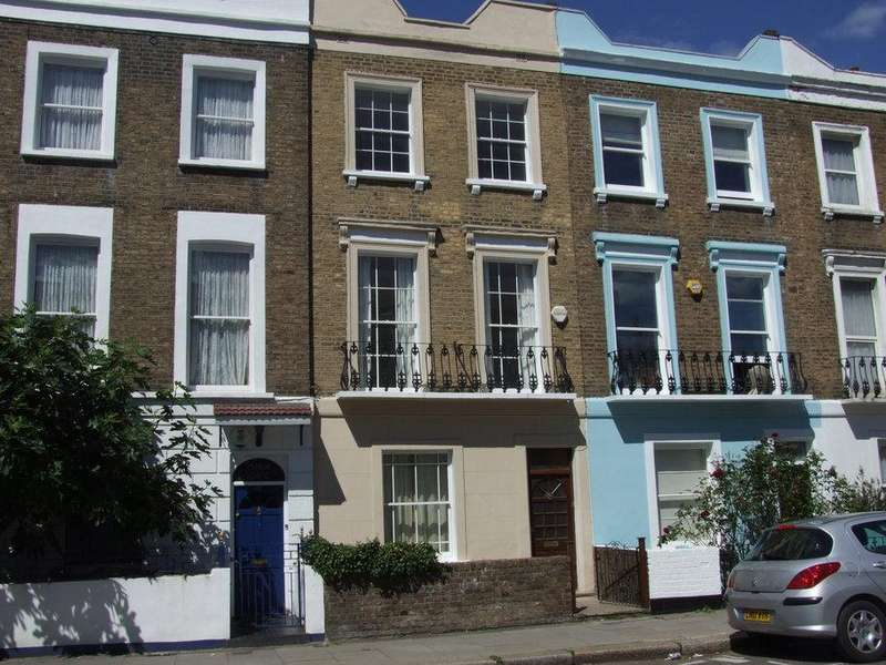 4 Bedrooms Terraced House for sale in Castlehaven Road, Camden, London, NW1