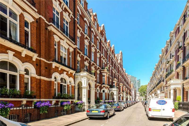 3 Bedrooms Flat for sale in Carlisle Mansions, Carlisle Place, SW1P