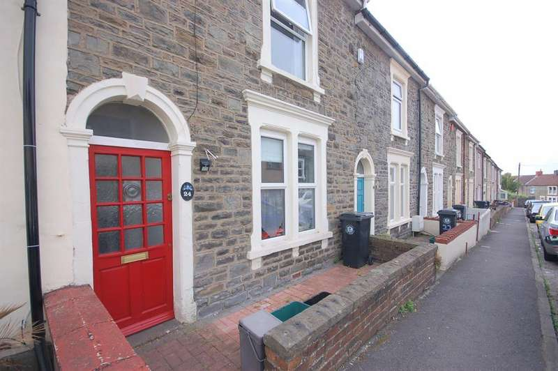 3 Bedrooms Terraced House for sale in Unity Street, Kingswood, Bristol, BS15 8EE