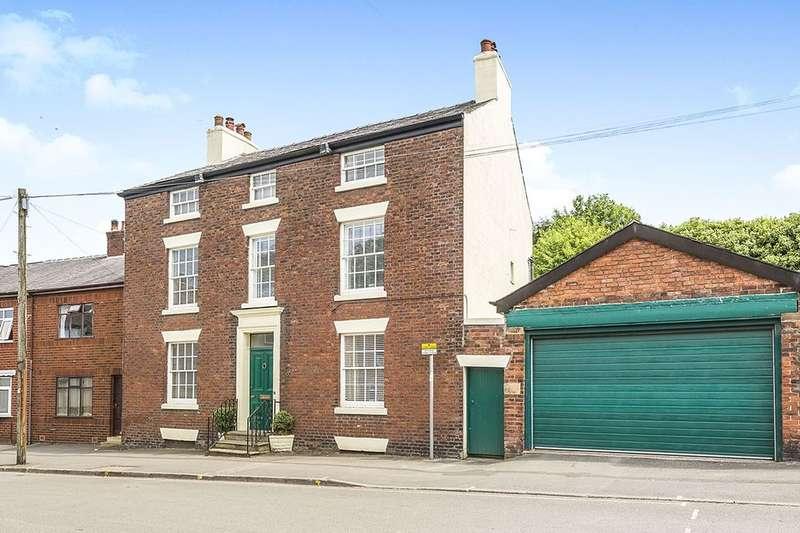 5 Bedrooms Detached House for sale in Church Street, Kirkham, Preston, PR4