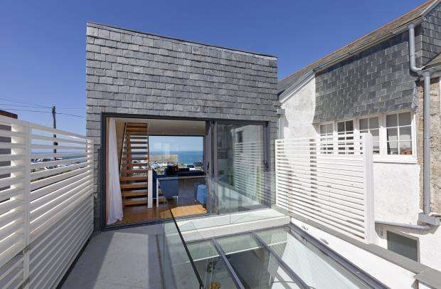 2 Bedrooms Semi Detached House for sale in West Place, St. Ives, Cornwall