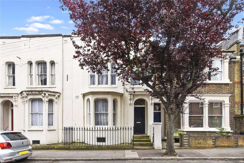 3 Bedrooms House for sale in College Terrace, Bow, London, E3