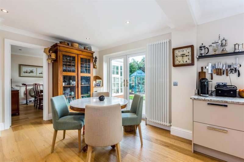 4 Bedrooms Detached House for sale in Ridgeway, Wargrave, RG10