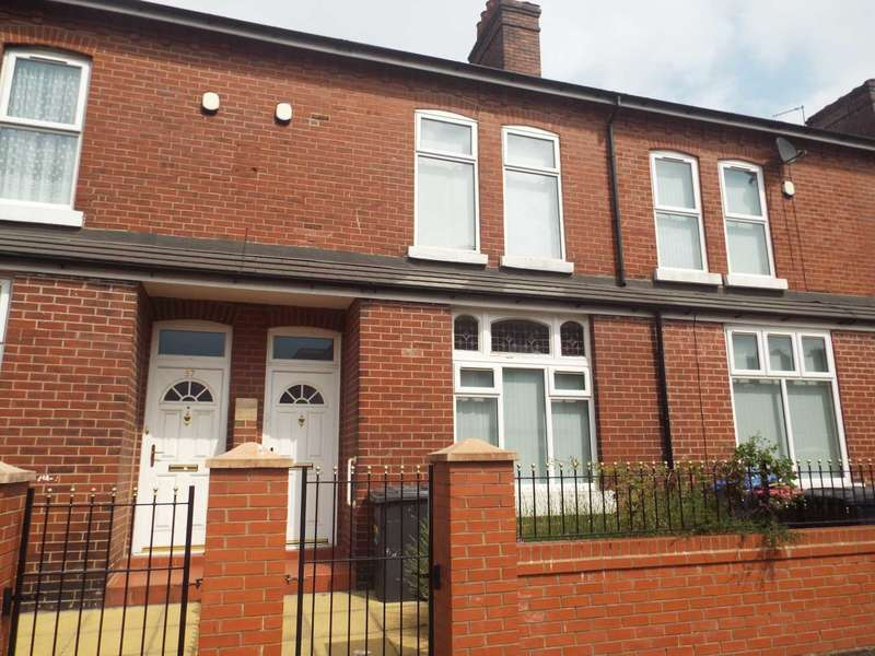 4 Bedrooms Terraced House for sale in Devonshire Street, Salford