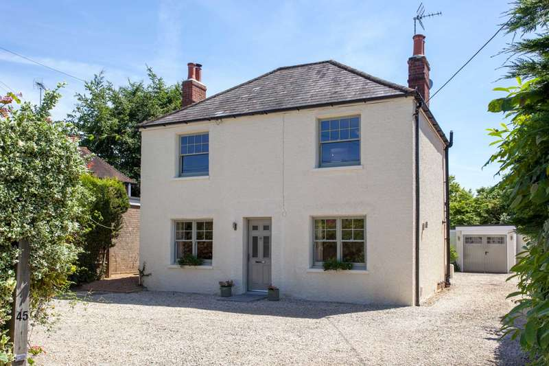3 Bedrooms Detached House for sale in Wood Lane, Sonning Common