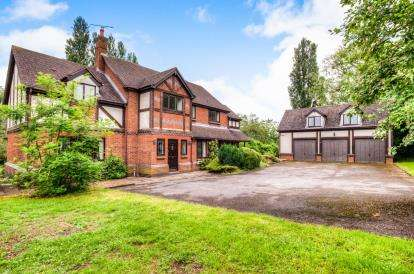 4 Bedrooms Detached House for sale in Calcutt Meadow, Southam, Warwickshire, England
