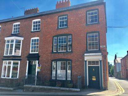 6 Bedrooms End Of Terrace House for sale in Vale Street, Denbigh, Denbighshire, LL16