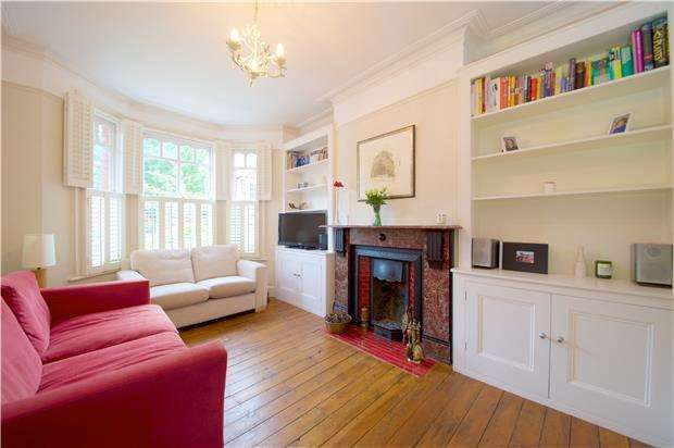 4 Bedrooms Terraced House for sale in Normanton Avenue, LONDON, SW19 8BB