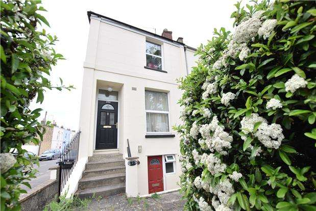 3 Bedrooms End Of Terrace House for sale in St. Georges Road, CHELTENHAM, GL50 3EQ