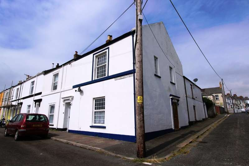 3 Bedrooms End Of Terrace House for sale in Wellington Street , Torpoint