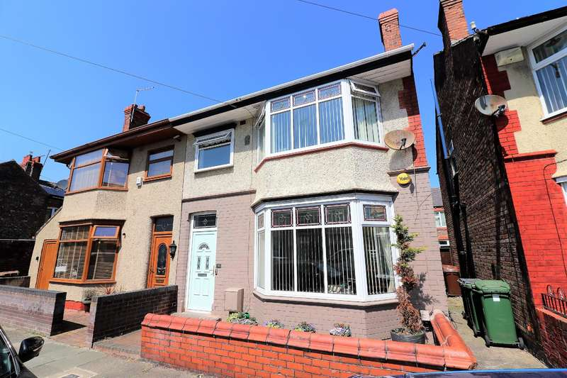 4 Bedrooms House for sale in Bowden Road , Wallasey, CH45 4PU