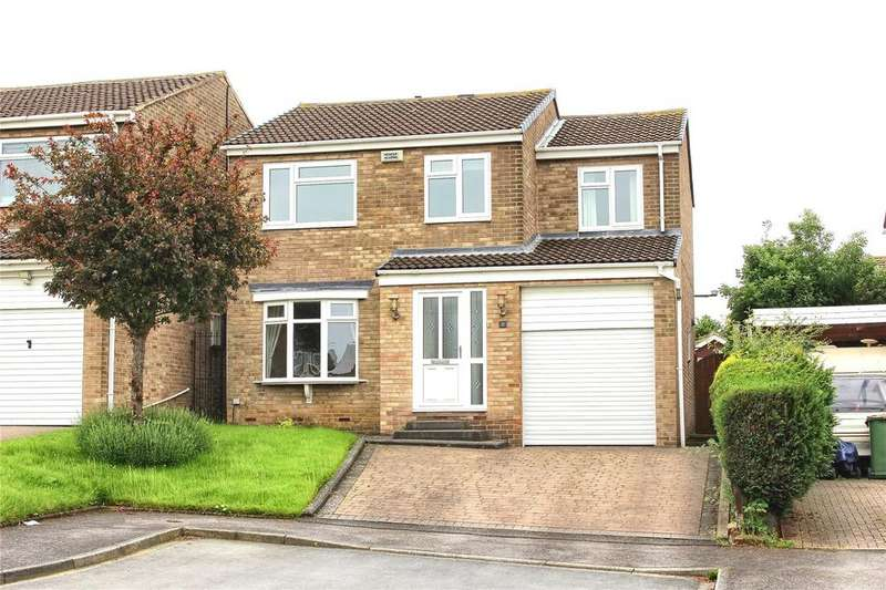 5 Bedrooms Detached House for sale in Highgate, Eston