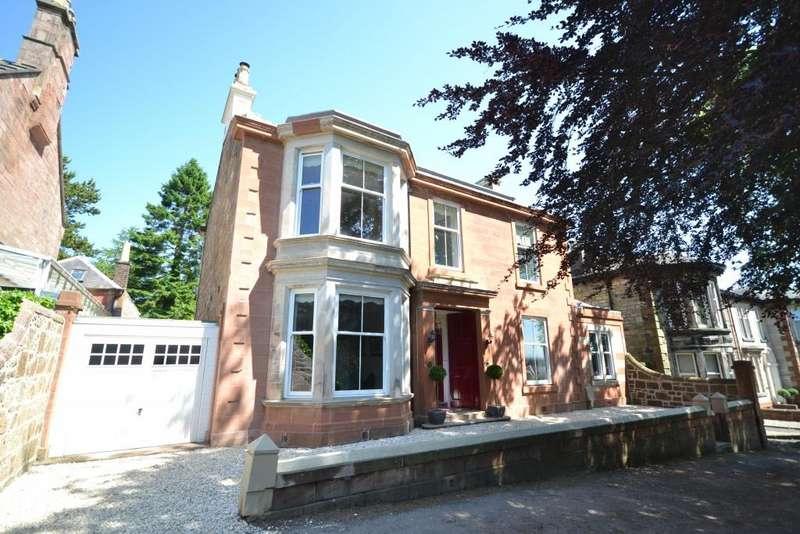 5 Bedrooms Detached Villa House for sale in Belleview 50 London Road, Kilmarnock, KA3 7AJ