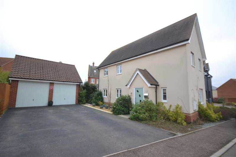 4 Bedrooms Detached House for sale in Norwich, NR5