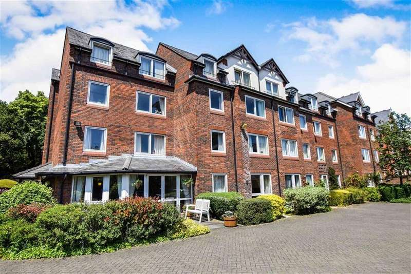 1 Bedroom Retirement Property for sale in Groby Road, Altrincham, Cheshire, WA14