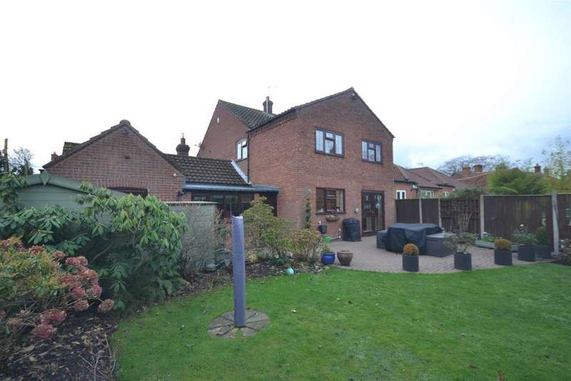 4 Bedrooms Detached House for sale in Briston, Melton Constable, NR24
