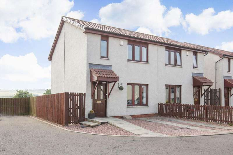 3 Bedrooms Semi Detached House for sale in 40 Oliphant Gardens, Wallyford, EH21 8QP