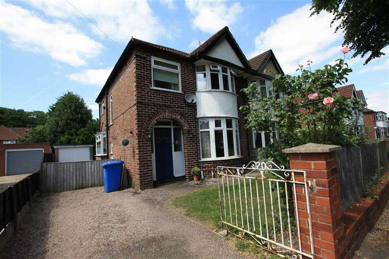 3 Bedrooms Semi Detached House for sale in Langdale Road, Sale