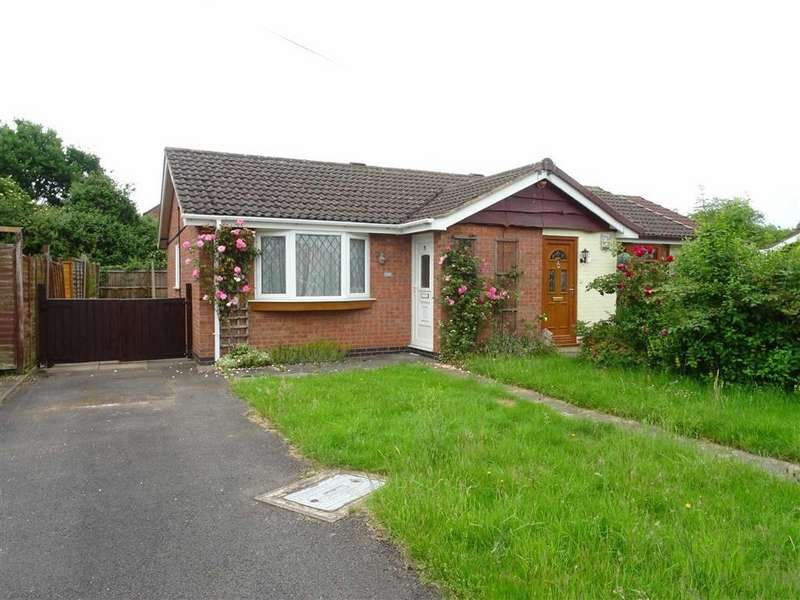 1 Bedroom Semi Detached Bungalow for sale in Bosworth Close, Hinckley