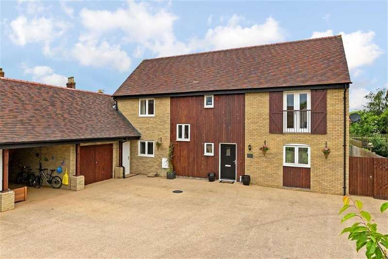 4 Bedrooms Detached House for sale in High Road, Shillington