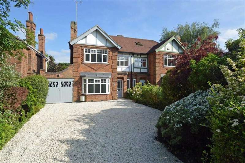 4 Bedrooms Semi Detached House for sale in Hinckley Road, Leicester Forest East