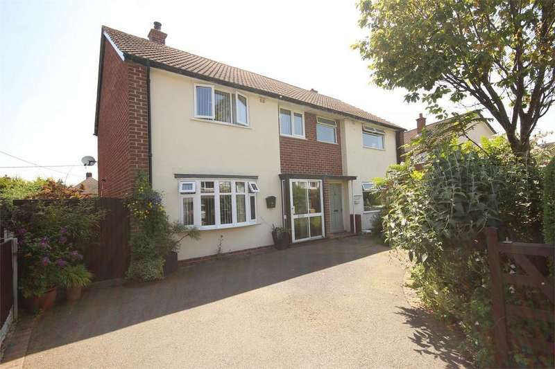 3 Bedrooms Semi Detached House for sale in Elm Drive, Mold, Flintshire