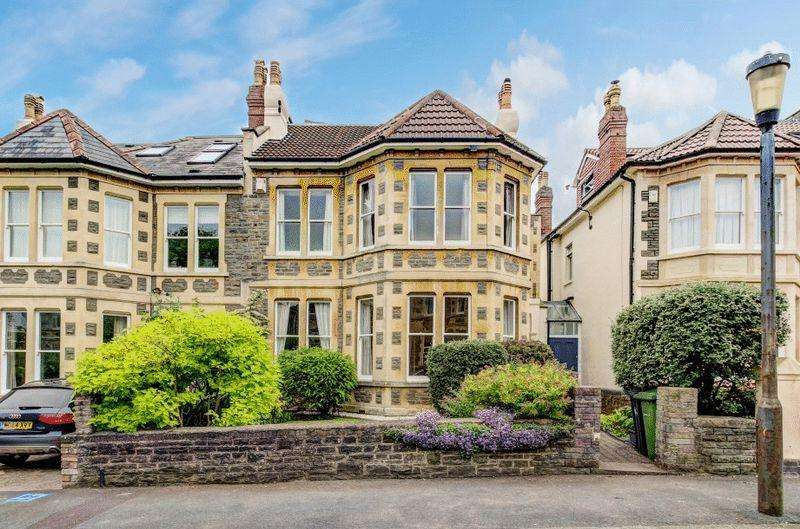 5 Bedrooms Semi Detached House for sale in Julius Road, Bishopston