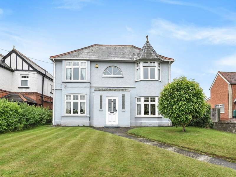 3 Bedrooms Detached House for sale in Arborfield Road, Shinfield, Reading, RG2