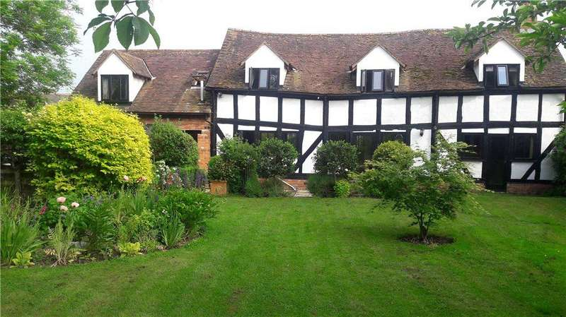 5 Bedrooms Semi Detached House for sale in Sandlin, Leigh Sinton, Malvern, Worcestershire, WR13